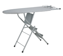 IB-6DN 2018 star product folding ironing board with step ladder