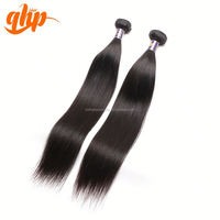 7A grade Alibaba express virgin human hair Brazilian straight hair wholesale