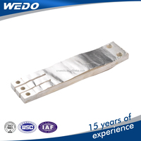 flexible electric copper busbar soft connection