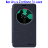 NILLKIN Frosted Flip PU Leather Case for Asus Zenfone 3 Laser