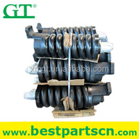 PC120-5 PC100-5 excavator recoil spring assy,track adjuster assembly,tensioning device