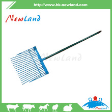 17 tines/18 tines High Quality factory wholesale price Plastic garden/farm Hay Rakes