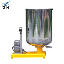 ZH stainless steel high speed mixing tank