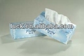 recycled family size facial tissue