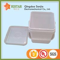multi-function 5 gallon plastic container