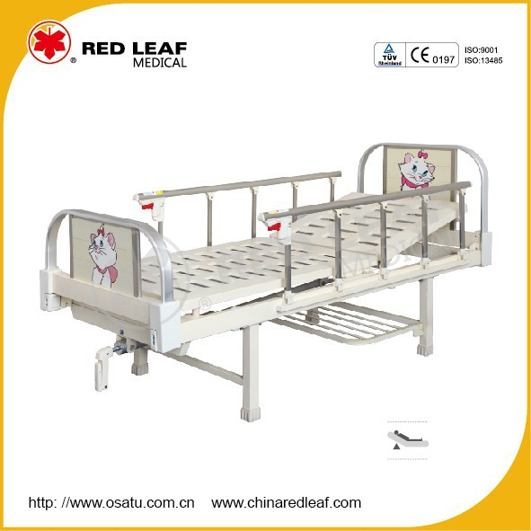 OST-H102FC Cartoon Children Hospital Beds