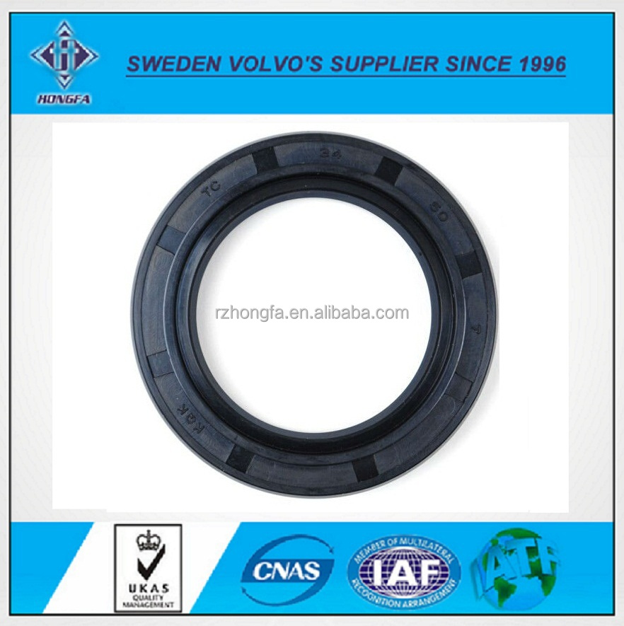Chemical Resistant Half Axle Oil Seal Viton Oil Seal for Pump