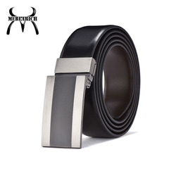 Classic cheap genuine leather belts for men