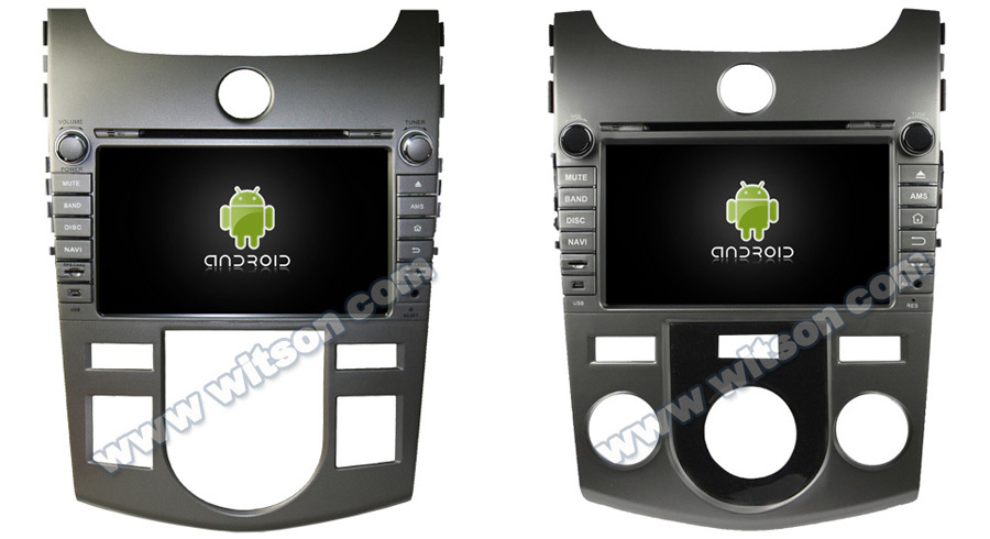 WITSON ANDROID 4.2 AUDIO DVD GPS KIA FORTE/CERATO/KOUP 2008-2011 WITH A9 CHIPSET 1080P