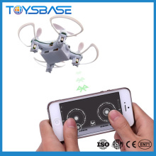 Mini Bluetooth RC Drone Toys Quadrocopter 6 Gyro RTF Dron Helicopter Gift Items For Kids K700B