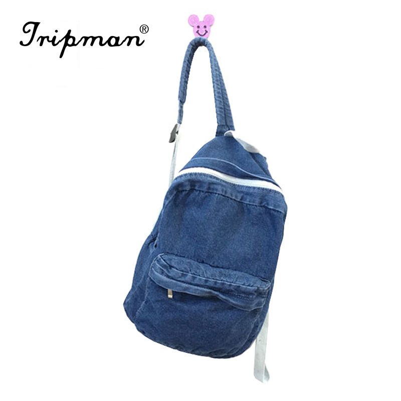 Tripman 2016 Hot! New fashion popular unisex Business travel Brand teenagers School Bag <strong>Backpack</strong>
