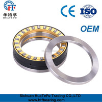 81104 High Quality & Precision Thrust Roller Bearings with Competitive Price 20*35*10mm