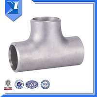 Wholesale Welding Pipe Fitting As Cross Tee
