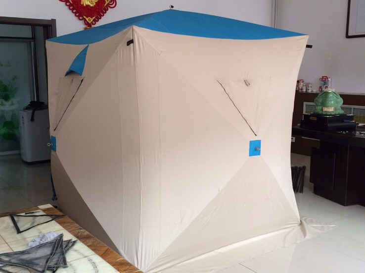 Winter Pop Up Shelter : Ice fishing shelter tent winter buy