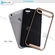 metal aluminum alloy bumper case cover for apple iphone 5 5s