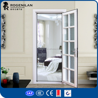 ROGENILAN windows and door frame compact laminate toilet opaque glass door