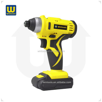 Hot sales precision 18V Li-ion cordless screwdriver
