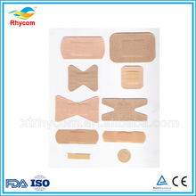 Good quality factory directly sterile surgical wound dressing types