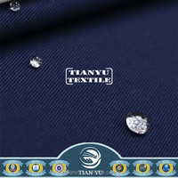 100% COTTON or Polycotton Mixed Water Repellent Fabric / Waterproof Textiles