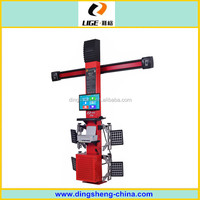 Car garage equipment tire wheel alignment gauge DS6