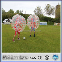 Bath Toy Style and PVC Plastic Type Inflatable Bubble Suit