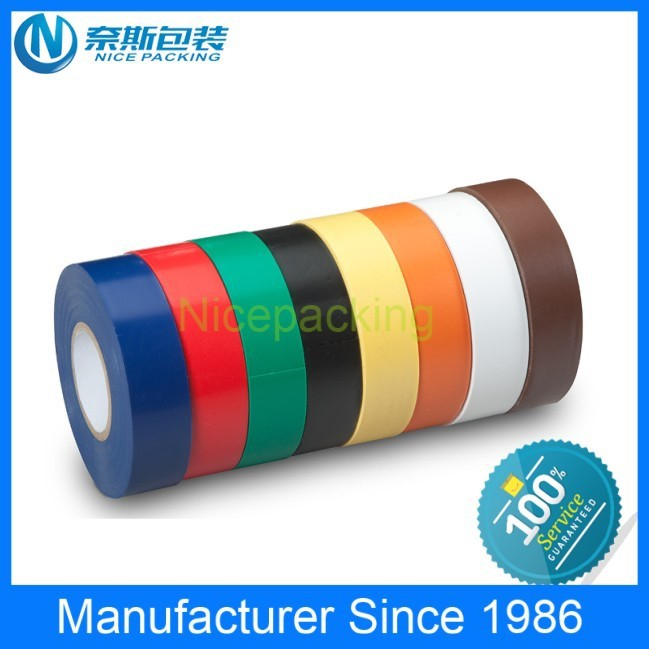 New product PVC insulation tape, fire resistance Electrical tape, PVC Electrical tape