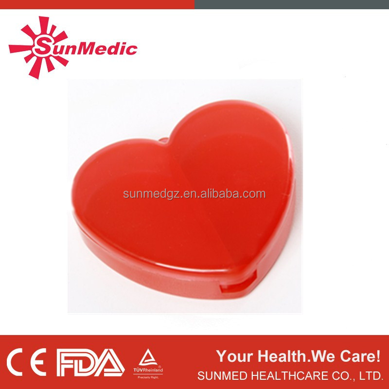 Good quality heart shape ,Cpr mask , CPR face mask