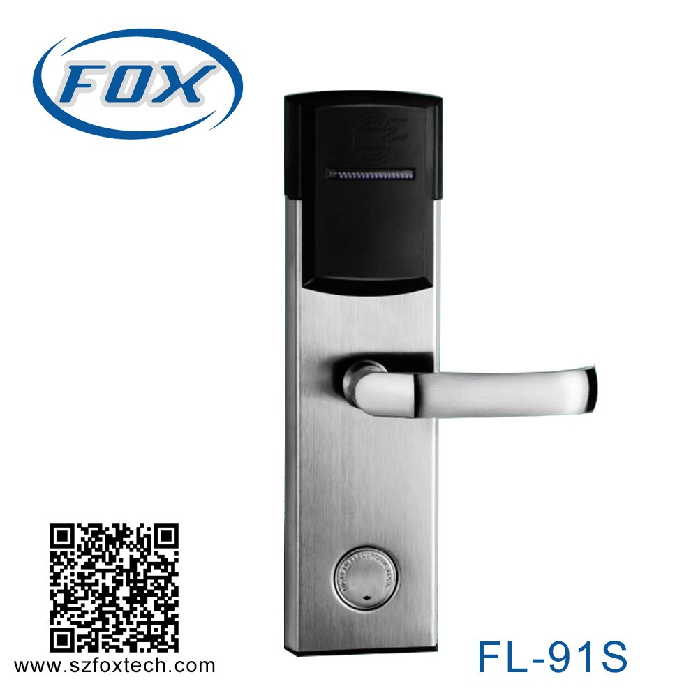 FOX American standard contactless hotel key lock