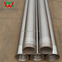 Water Well Screen/Strainer Pipe/Water Filters