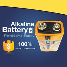 lr61 9v Zn Mno2 Battery