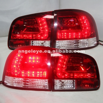 For VW Touareg LED LED Tail Lamp 2003-2009 Year Red White Cololr