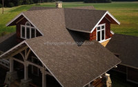 best seller roof tile, cheap red roofing shingle, Fiberglass asphalt shingle manufacturer
