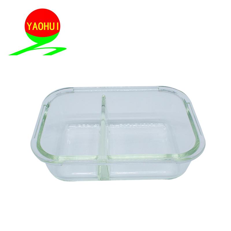 Decorative glass u003cstrongu003efoodu003c/strongu003e storage ...  sc 1 st  Alibaba Wholesale & Wholesale ided food containers - Online Buy Best ided food ...