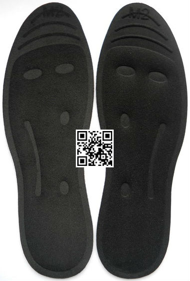 Liquid massaging insoles factory