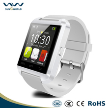 Android wrist smart watch mobile phone bluetooth with touch screen
