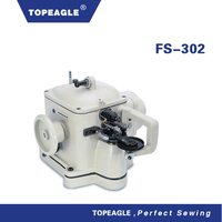 TOPEAGLE FS-302 single needle chain stitch gloves sewing machine
