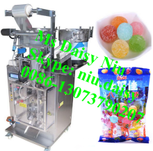 automatic candy counting packing machine/candy cube counter filler machine/sugar cube packing machine