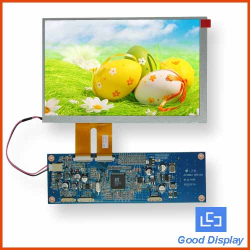 7inch china wholesale portable cheap lcd screen panel