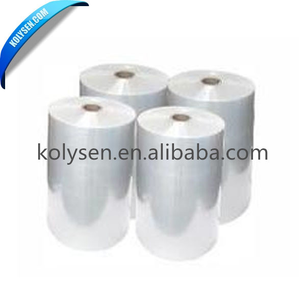 pvc shrink film for sleeve application