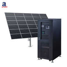 10KW 20KW 30KW 40KW generator inverter contain charge controller three-phase solar power inverter