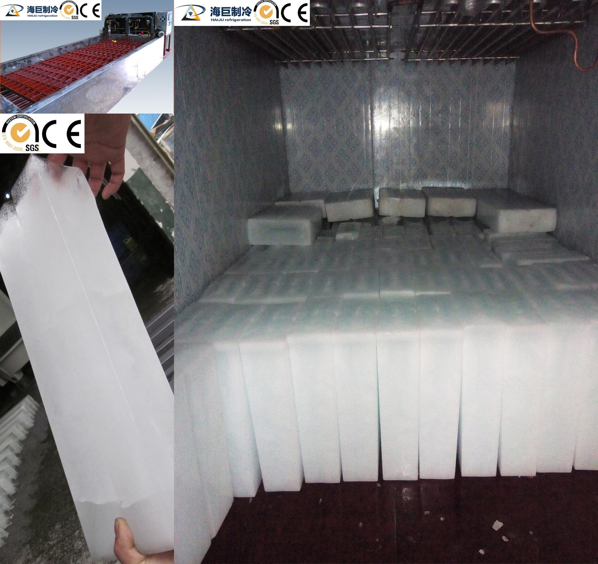 freezer ice block making business