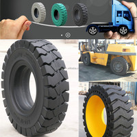 still forklift spare parts, electric forklift solid tires/tyres 8.25-20