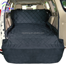 Fully stocked non slip backing pet cargo liner for cars SUVs