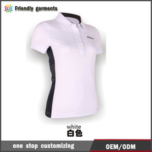 alli baba com sports unifrom customers' logo embroidery cut and sew polo shirt