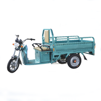 60v power electric adult tricycle cargo for sale
