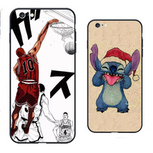 Slam Dunk One Piece Naruto Anime Stitch Dream Catcher Custom Printing Hard Phone Case for iPhone Samsung for Huawei Xiaomi