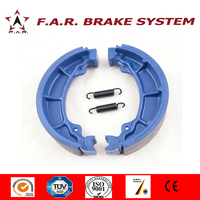 sym parts Good Material Motorcycle Brake Shoes