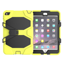 2018 Amazon Hot Selling Silicone Case For iPad Mini 4