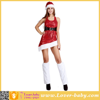 2015 Best Quality Adult Christmas Costume