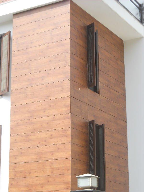 G ext compacto exterior paneles de fachada decorativa - Paneles decorativos exterior ...